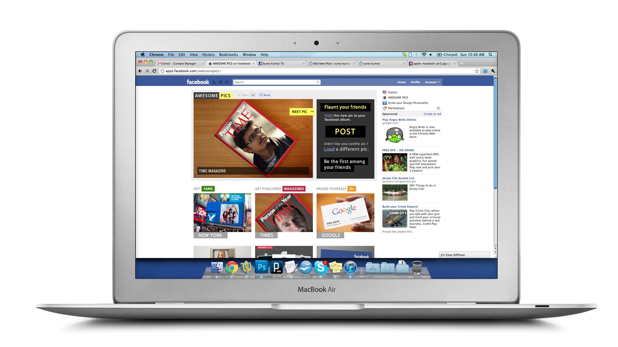 MacBook macOS Apple RU